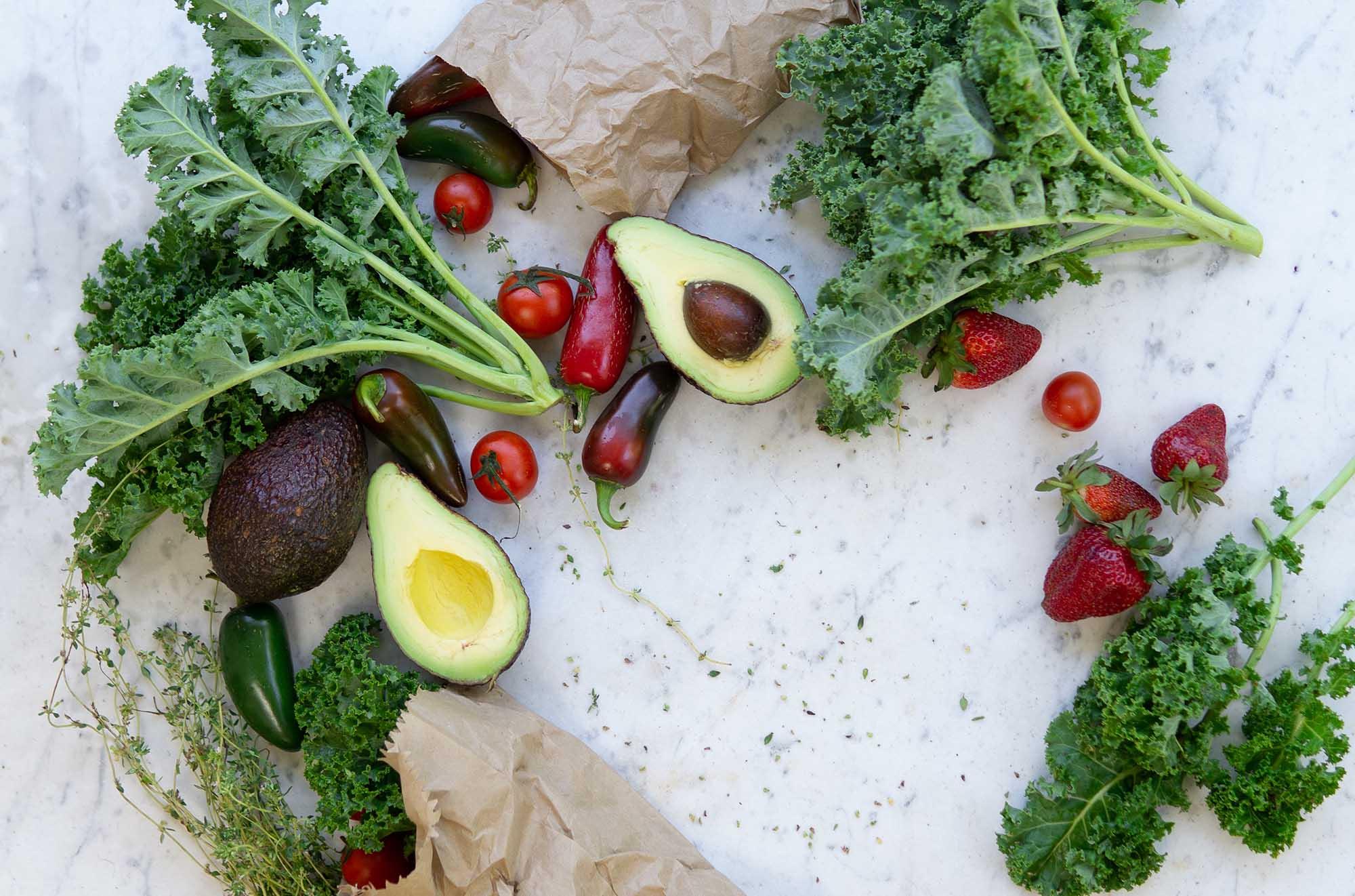 Správný jídelníček a zdravá střeva jako základ pro zdravou kůži